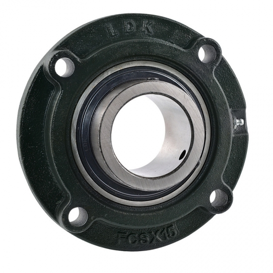 High Quality Flange Cartridge Bearing Housing